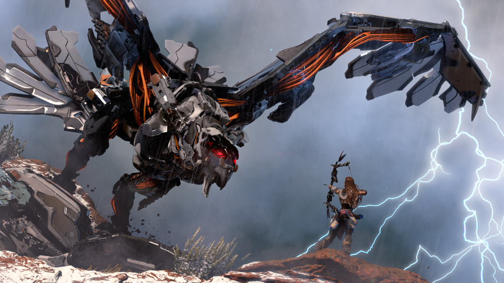 Image courtesy of Guerrilla Games and Sony