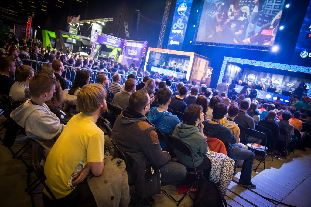 Image courtesy of ESL One Flickr Account