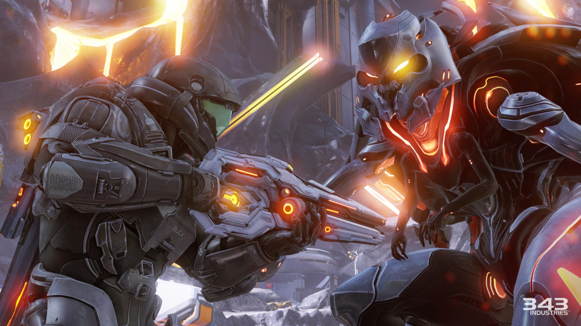 REVIEW: Multiplayer sizzles, campaign fizzles in Halo 5
