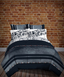 Good These Bed Sheets Are 100 Percent Licensed Material From Marvel. Photo  Courtesy Of ThinkGeek.