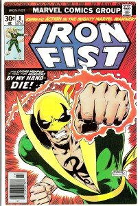 Rumors were circling that Iron Fist would not make it to Netflix but those rumors have been dispelled. Image courtesy of IGN.