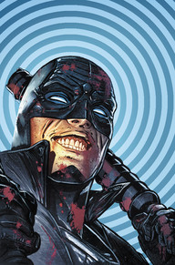 Midnighter from DC Comics. Image courtesy of DC.