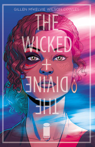 The Wicked + The Divine from Image Comics. Photo courtesy of Image.