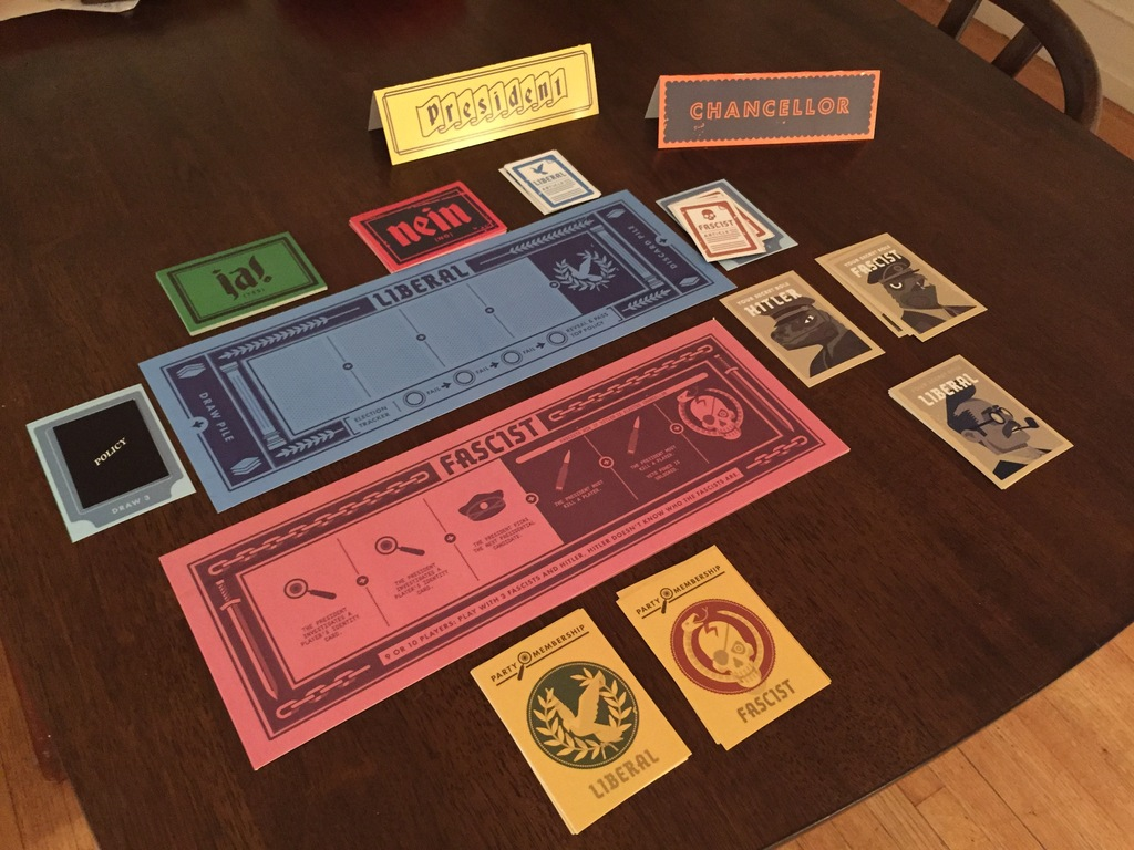 image about Secret Hitler Printable known as A few of My Most loved Occasion Online games (Other Than Playing cards From