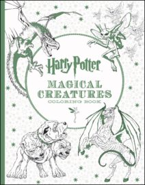 I Found Some Beautiful Harry Potter Coloring Books In A Slightly Different Section At Barnes Noble That Seriously Considered Spending My Nonexistent