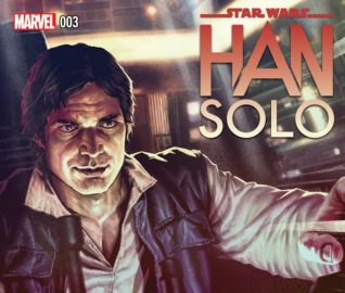 Han Solo #3 was released on Aug. 31 by Marvel. Photo courtesy of Marvel.